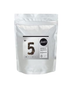 Sort te Earl Gray Øko 4 x 120 g.