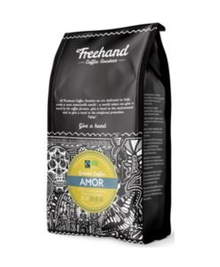 Freehand Ground Amor FT/Org kaffepakke 6 kg.