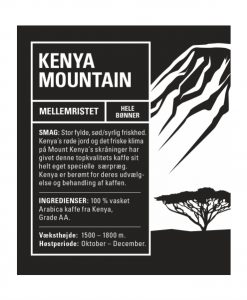 Kenya Mountain
